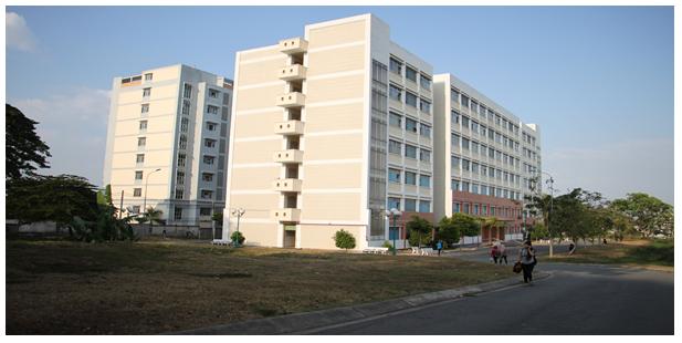 Ký túc xá - Mức phí đăng ký ờ ký túc xá và Mức học phí Trường Đại học Giao thông Vận tải - Cơ sở II